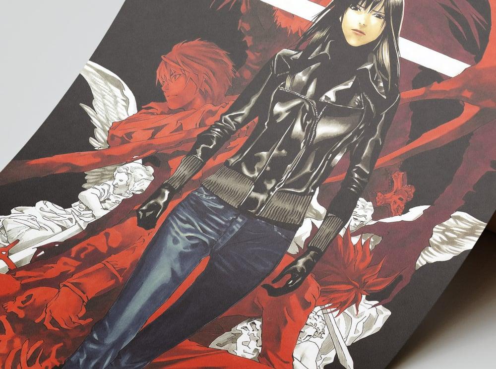 Death Note - Misora Naomi Anime Poster