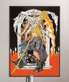 Death Note - Misa Amane Anime Poster