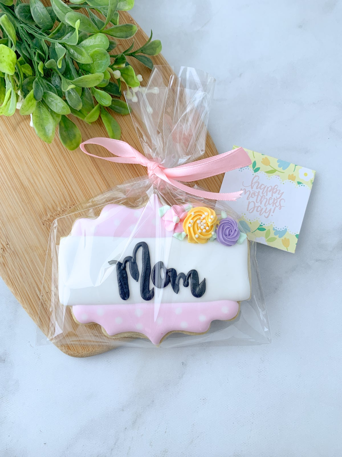 Image of Personalized Mother's Day Cookie