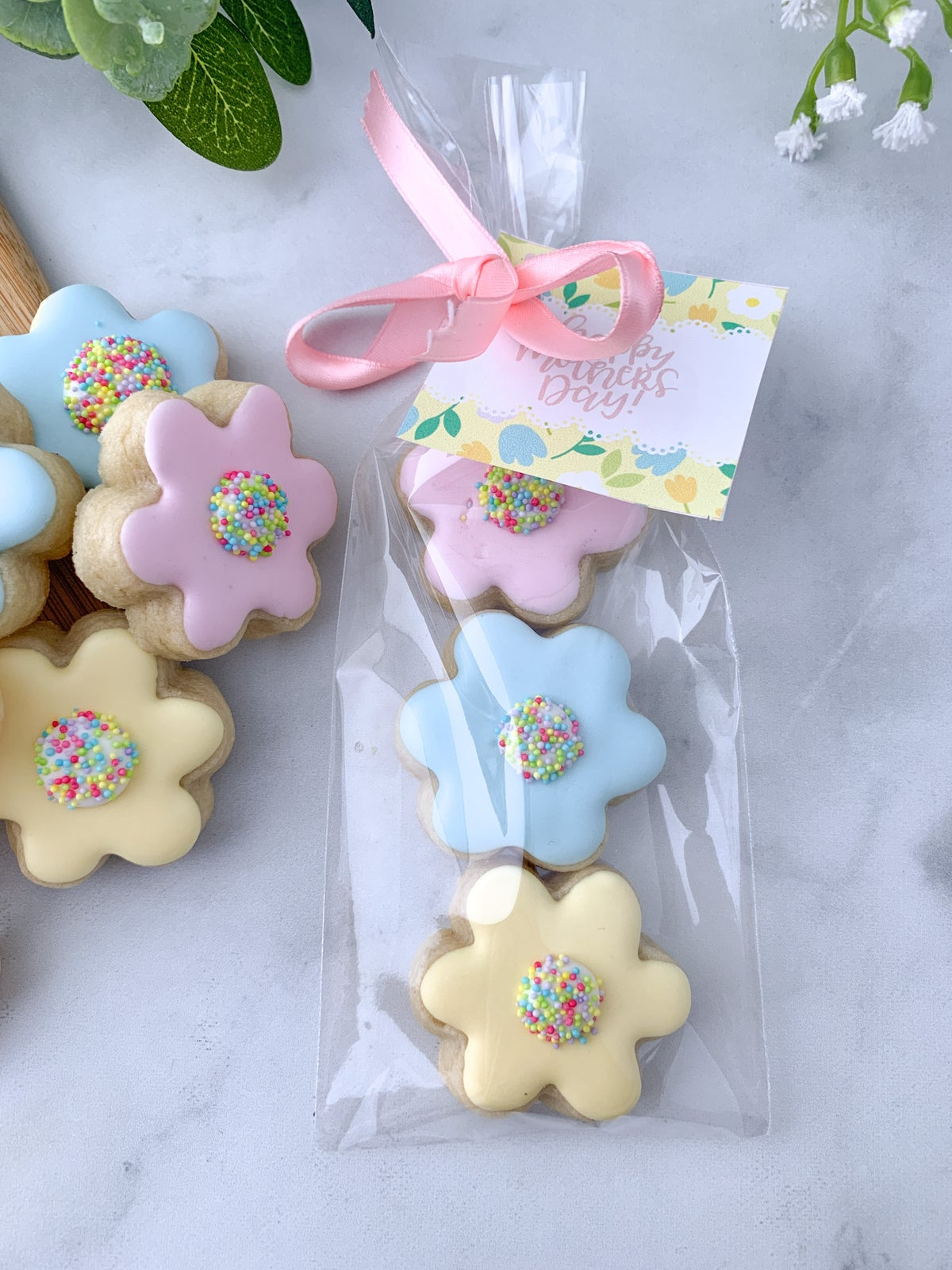 Image of Mother's Day Mini Cookies