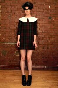 Image of CLARA COLLAR DRESS