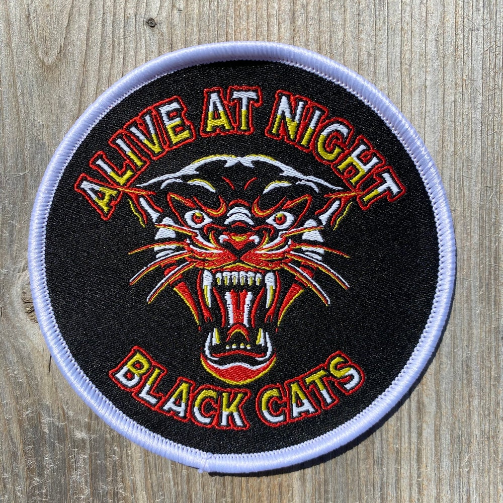 Image of Black Cats Crew Patch