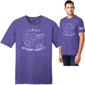 Image of Purple Nealbilly Shirt