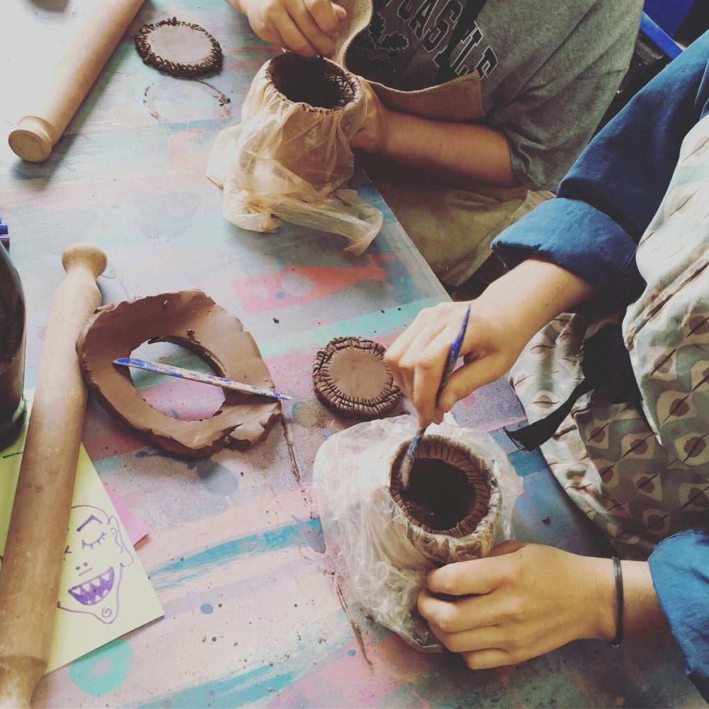 Image of Pot Head Workshop - The Secret Garden - Mondays 4 - 6 PM