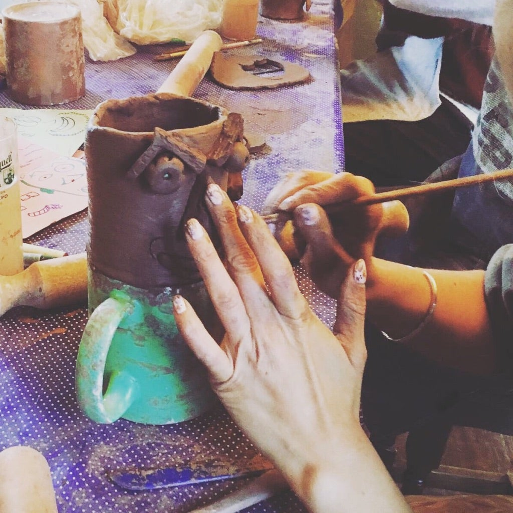Image of Pot Head Workshop - Unit 8 Studios - Thursdays 7 - 9
