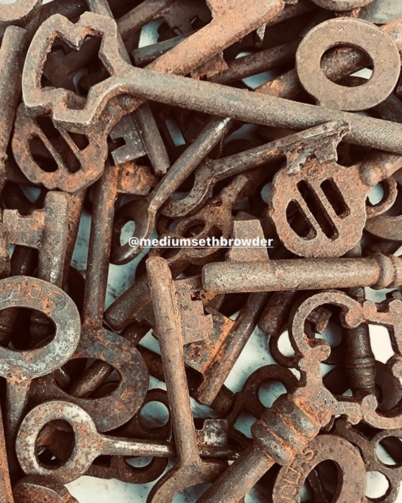 Image of Iron Keys