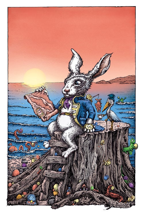 The Seaster Bunny Series Part 2