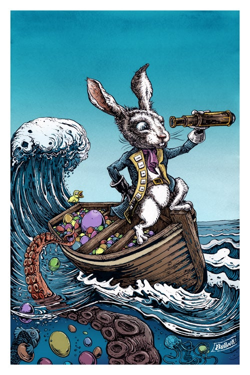 The Seaster Bunny Series Part 1