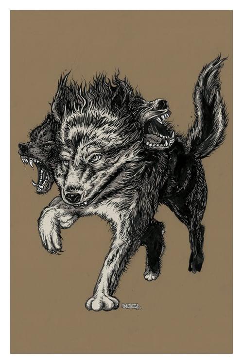 The Stark Wolf