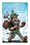 The Mushroom Stroller