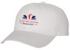 Flag Logo White Hat