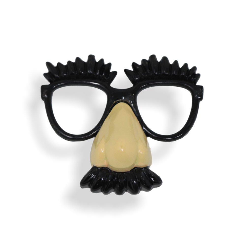 Groucho Marx - Groucho Glasses 3D Pin