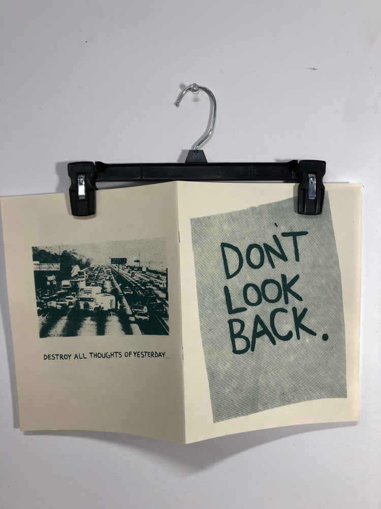Image of DON'T LOOK BACK