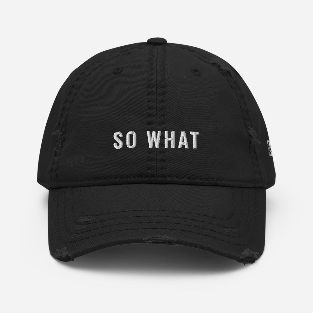 Image of So What Dad Hat