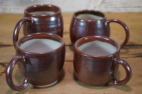 Image of Persimmon Macchiato Cups