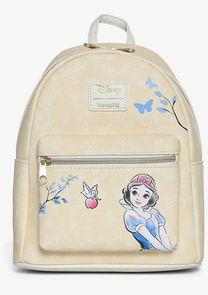 Loungefly Disney Snow White And The Seven Dwarfs Sketch Mini Backpack