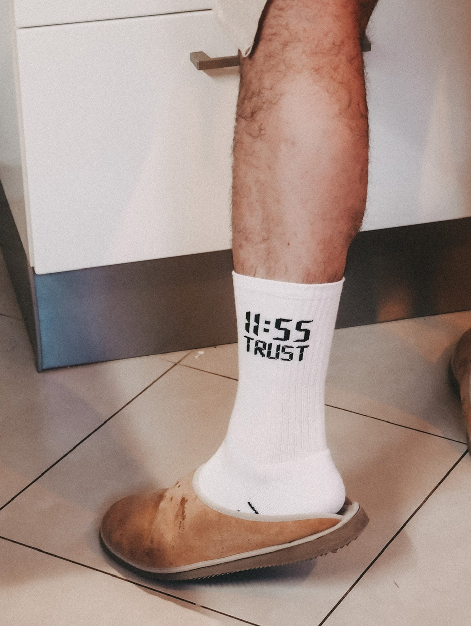 Image of trust socks