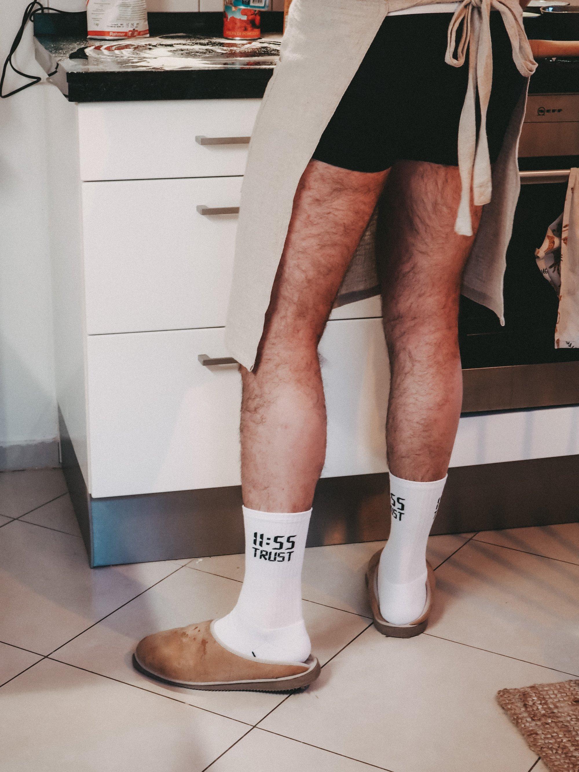 Image of trust socks