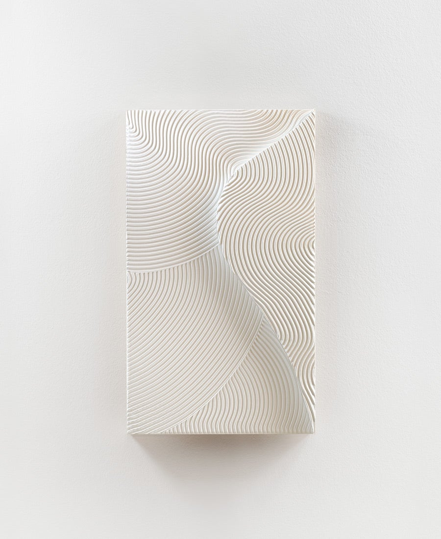 Image of Relief · Curves No. 7 (sold)