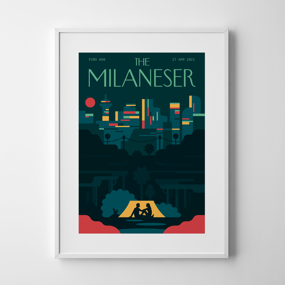 Image of The Milaneser #69