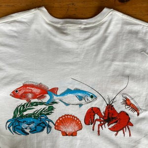 Image of Whole Foods 'Seafood' Shirt