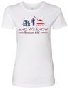 Flag Logo Women's Tee