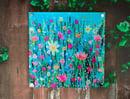 Image 1 of Spring Has Sprung Acrylic Wall Art