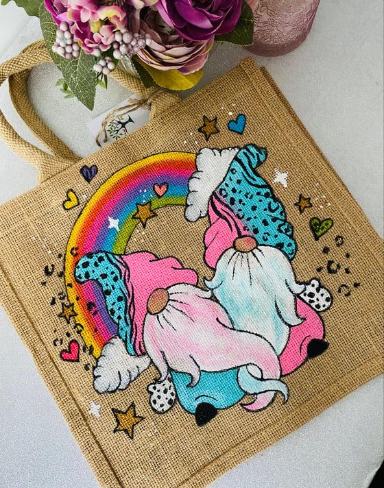 Image of Besties Gnome Bag