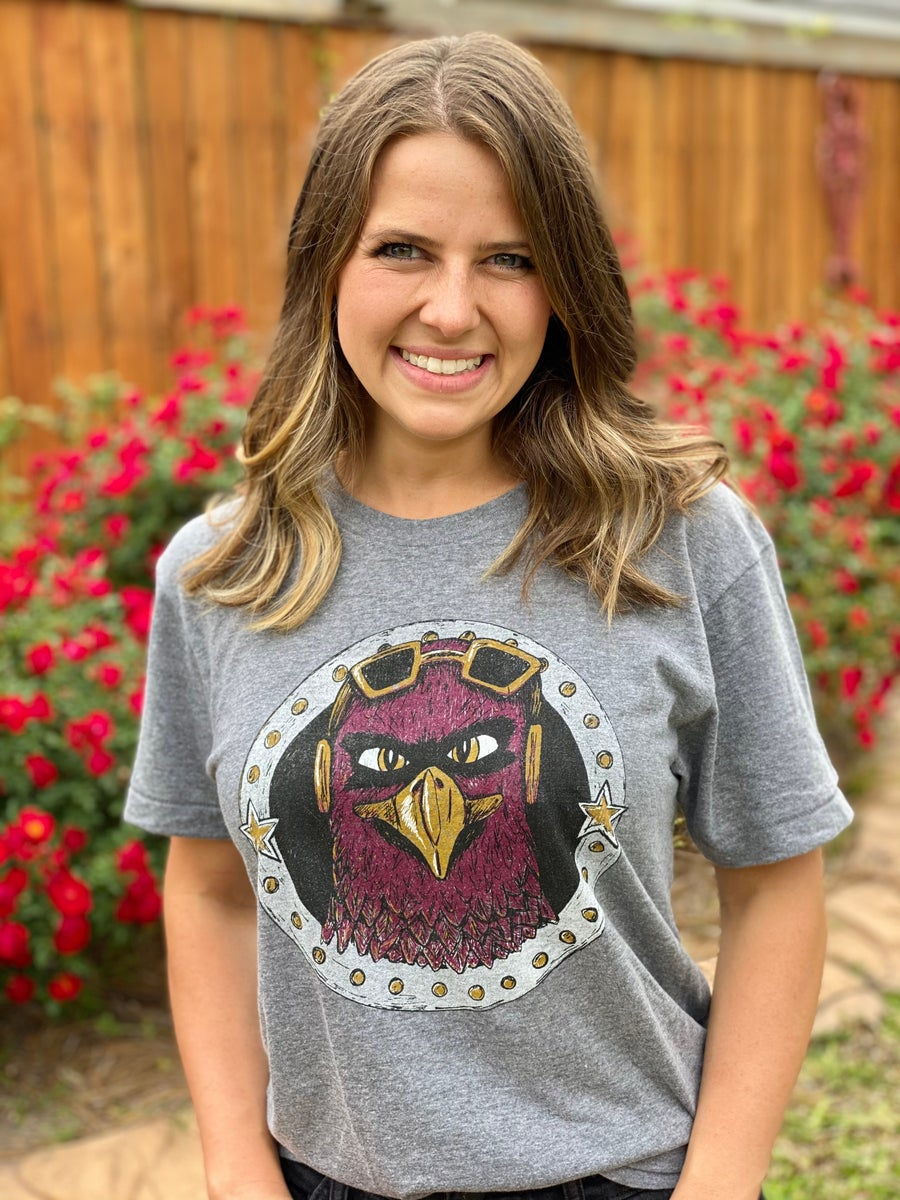 Image of Adult Ace the Warhawk Tee