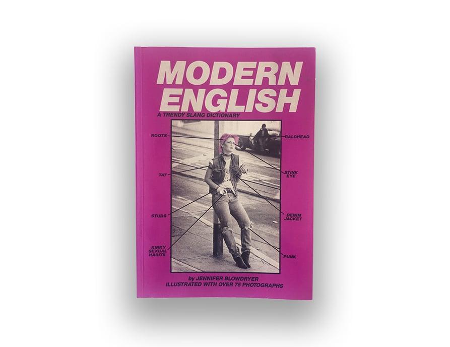 Modern English - Jennifer Blowdryer