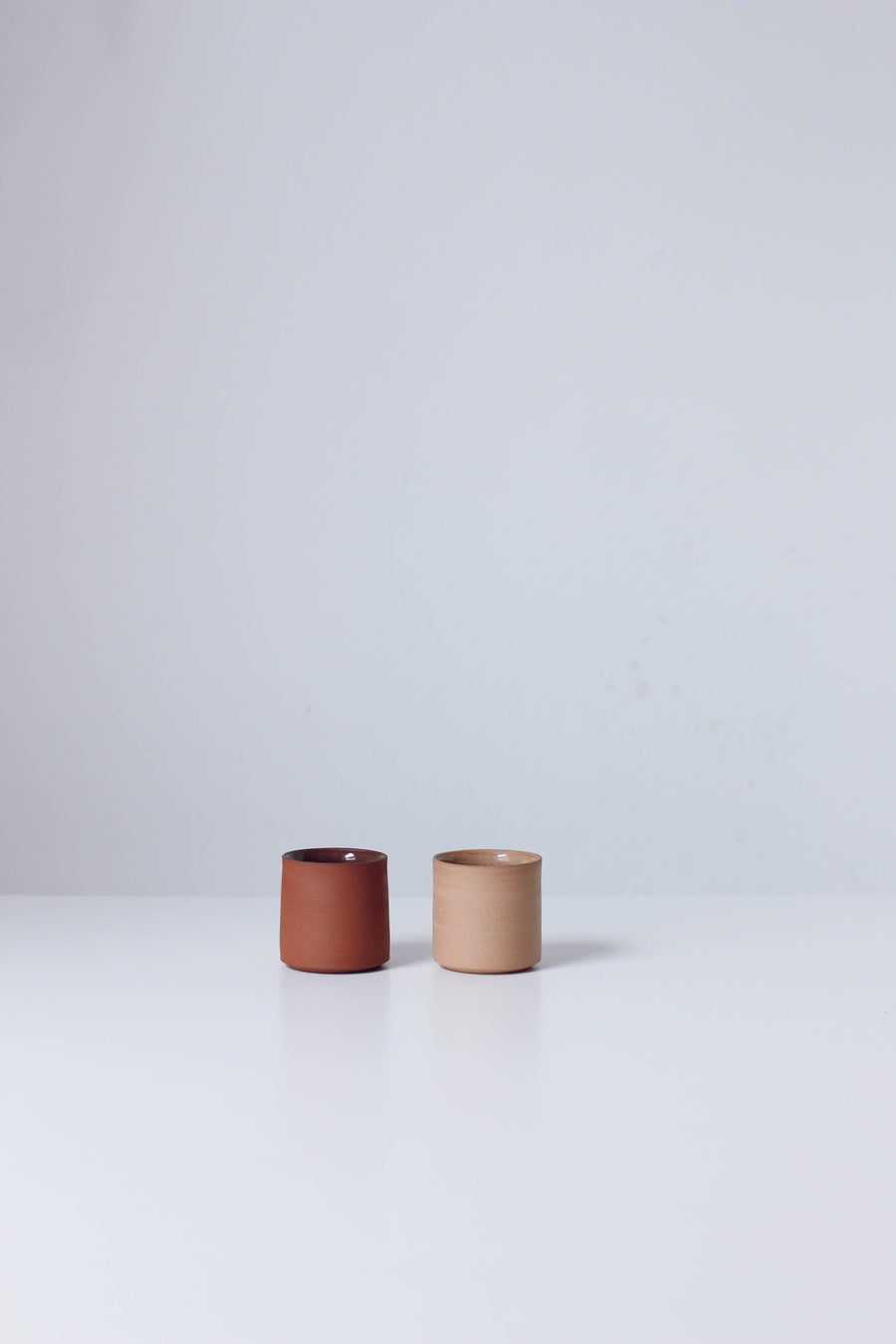 Image of Pair of mezcal / espresso cups #2