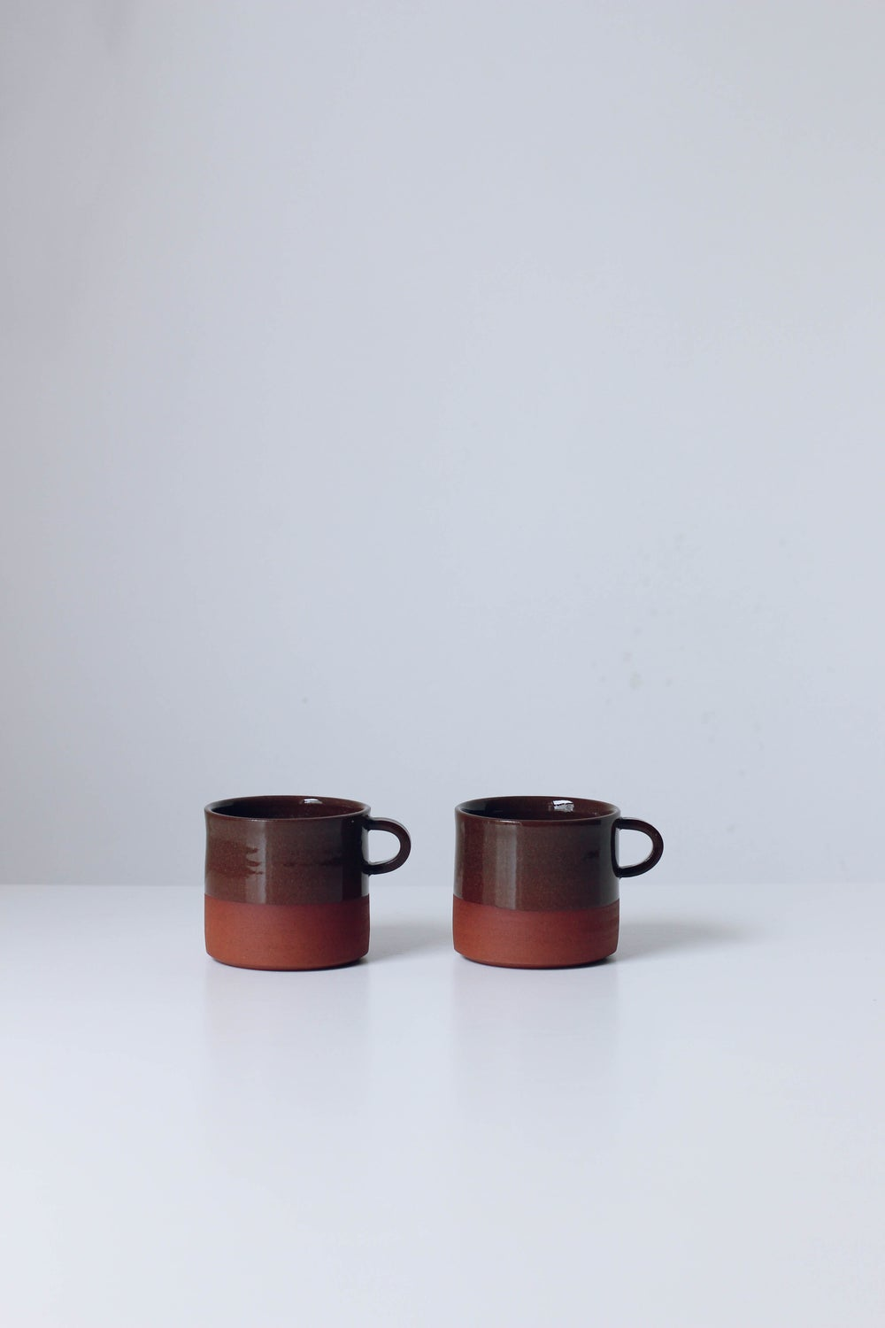 Image of Glazed Terracotta Cup