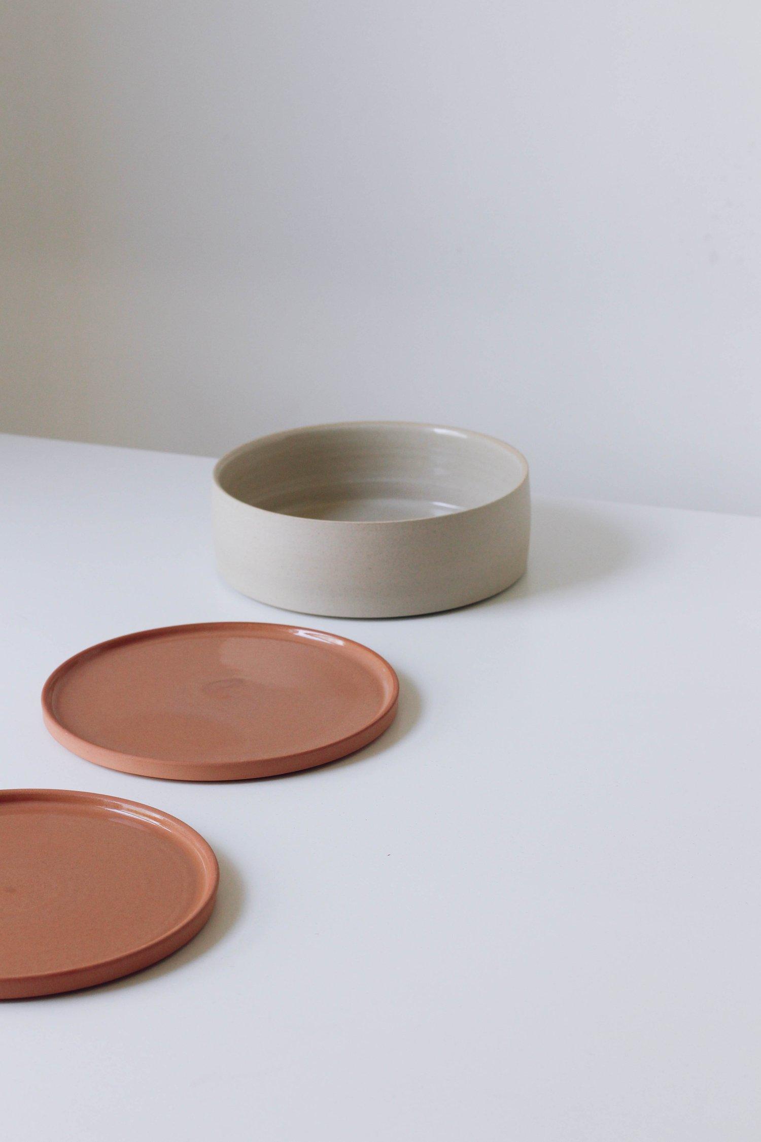 Image of Sand Serving platter
