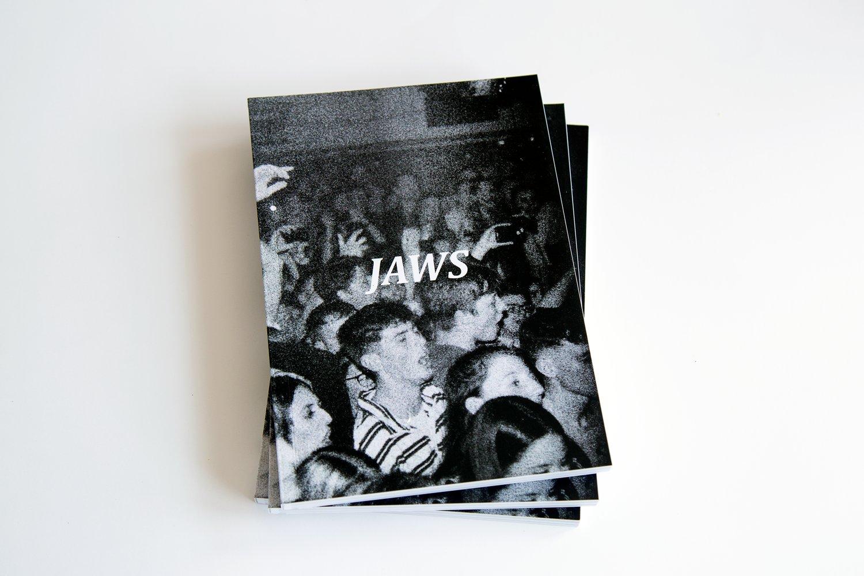 Image of Pre-Order JAWS Photo Book & 3 x A4 Prints Bundle