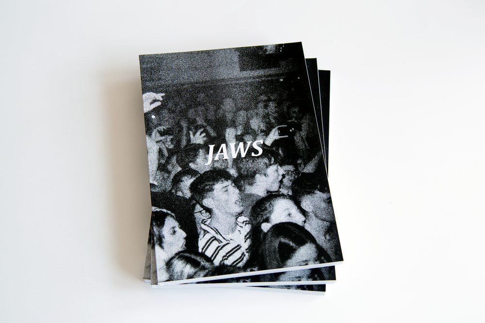 Image of Pre-Order JAWS Photo Book & Tee Shirt Bundle