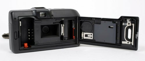 Image of Canon Sure Shot ACE 35mm camera with 35mm F3.5 lens and super scope (T4 killer) #2