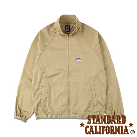 Image of SD Coolmax Stretch Chino Harrington Jacket