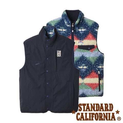 Image of SD Fleestretch Reversible Vest