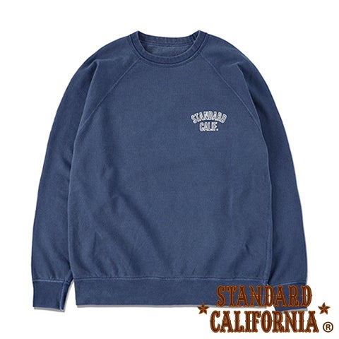 Image of SD Pima Cotton Logo Sweat Shirt