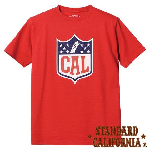 Image of SD CAL  Shield Logo T-shirt