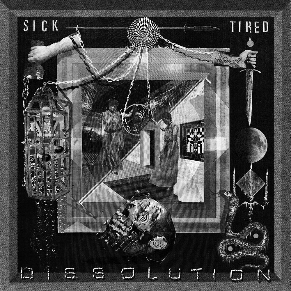 Sick/Tired - Dissolution 12""