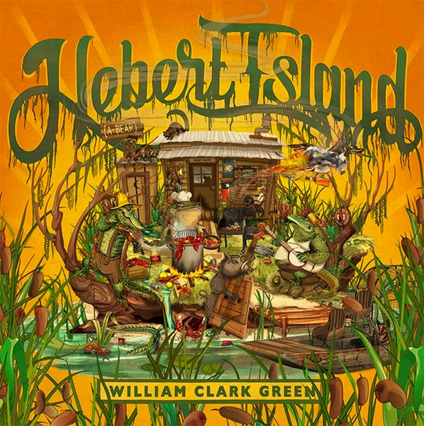 Image of Hebert Island Vinyl - Translucent Orange