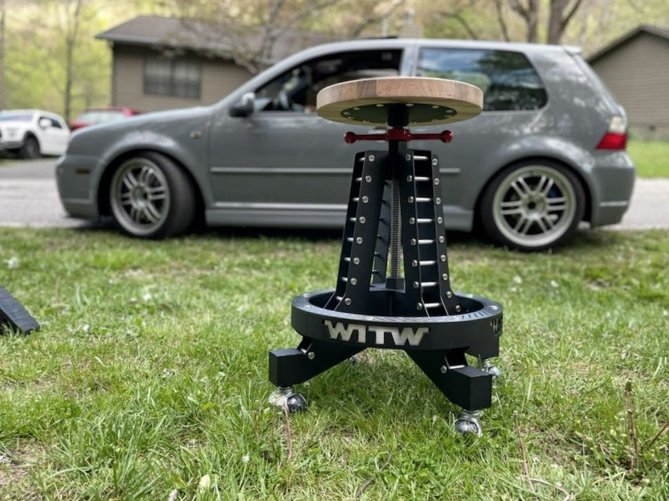 Image of e9 mk1 Wookies Edition Stool