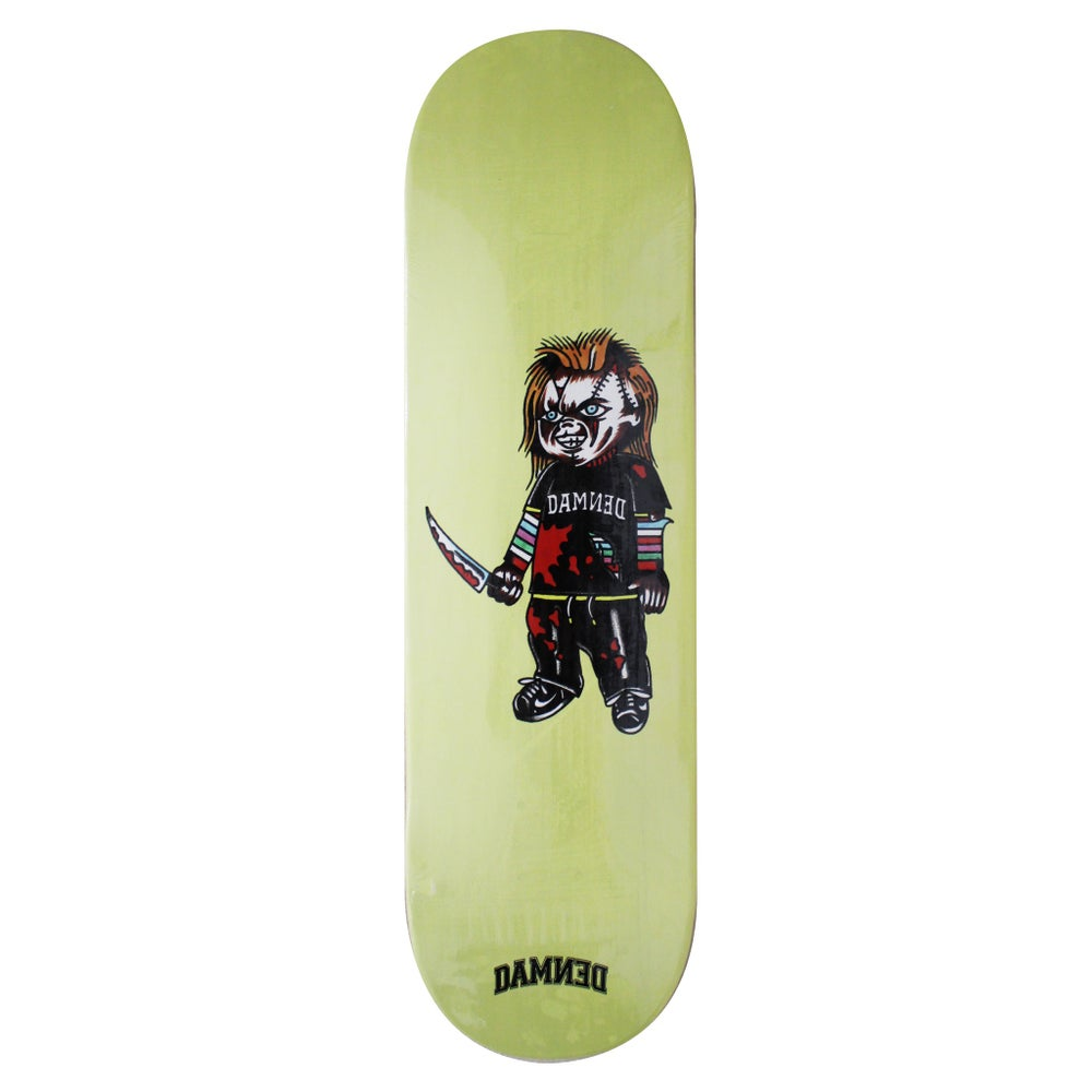 Image of Chucky Skateboard Deck