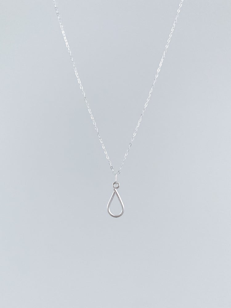 Image of Teardrop Necklace