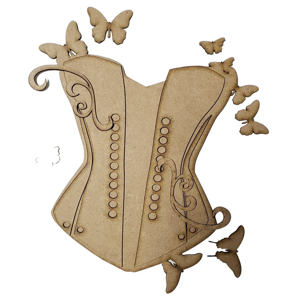 Butterfly Corset  Build-able