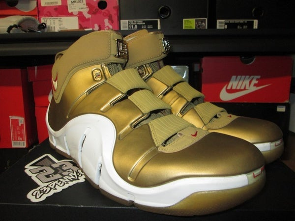 """Image of Zoom LeBron IV (4) """"All Star Game' *PRE-OWNED"""""""