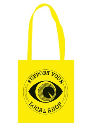 Tasche Support Your Local Shop