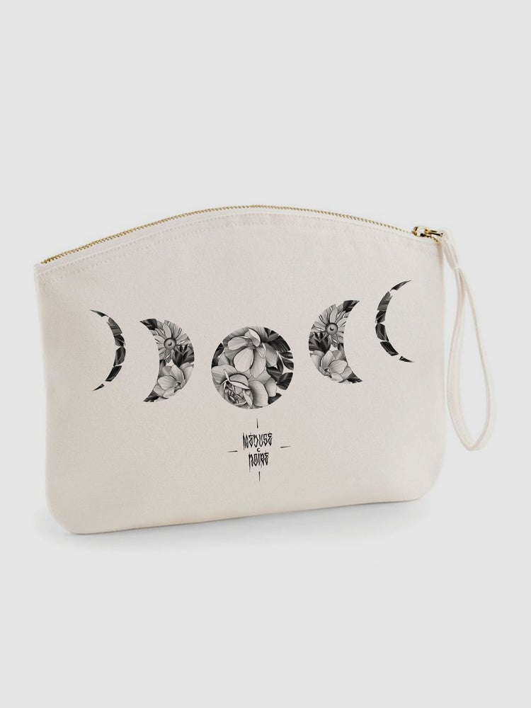 """Image of Trousse """"FLORAL MOON PHASE"""""""