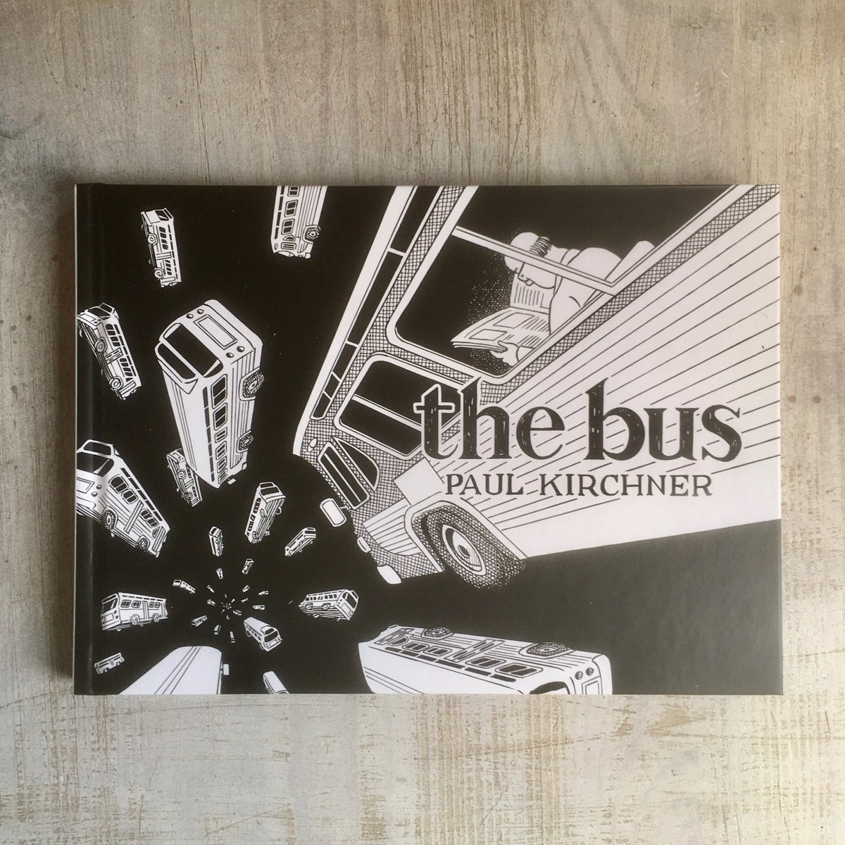 THE BUS (Eng Ed) - Editions Tanibis